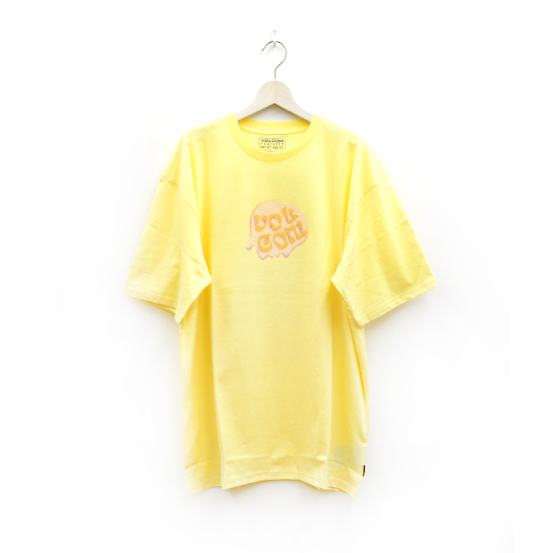 VOLCOM ボルコム メンズ アジアンフィットTシャツ 半袖 AF212107 Apac M. Loeffler Fa SS [DNY]