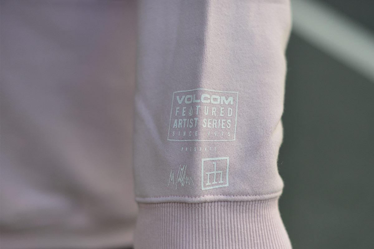 VOLCOM ボルコム メンズ プルオーバーパーカー A4132014 FA P/O