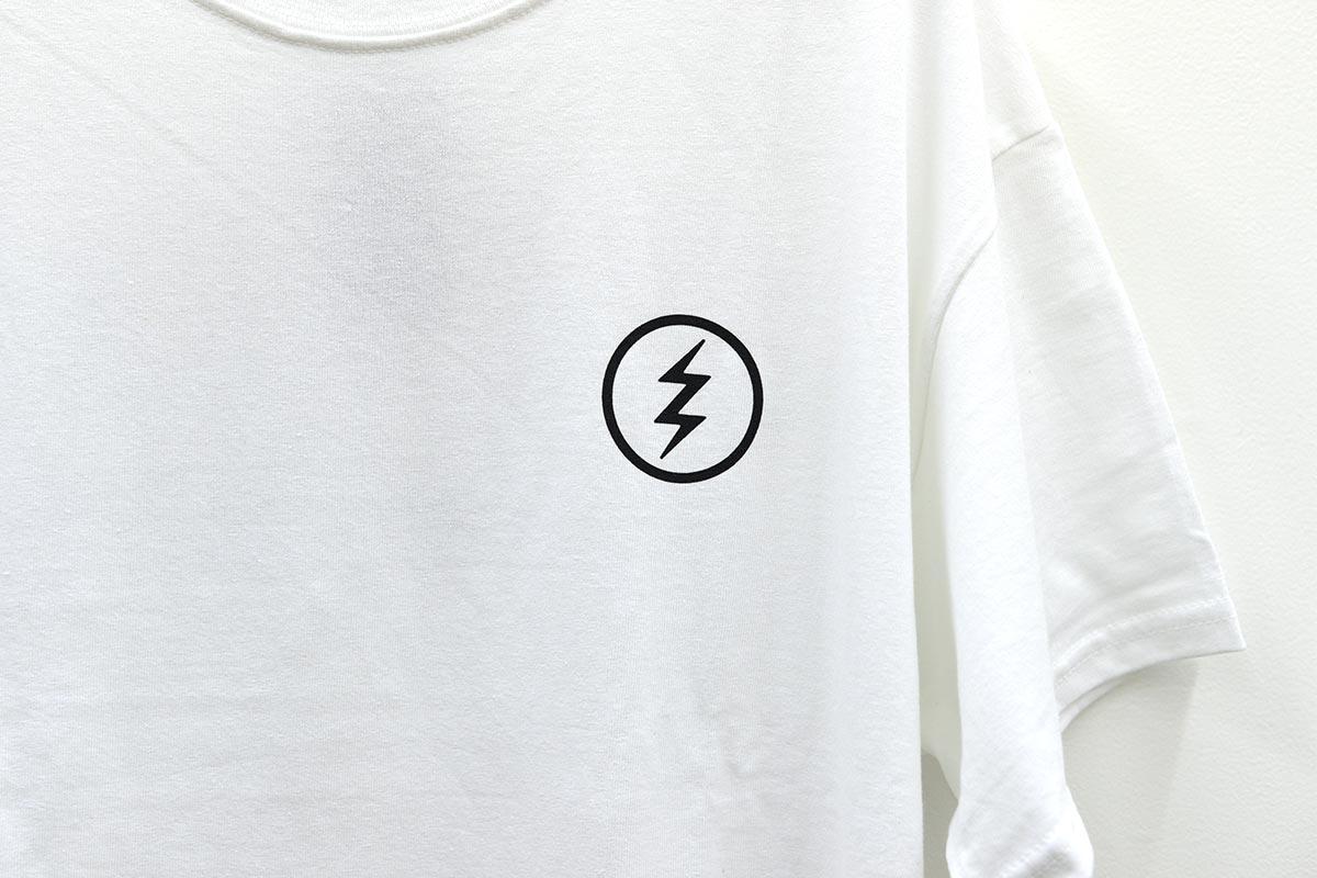 ELECTRIC エレクトリック メンズ Tシャツ E21SS03 ICON LOGO TEE [WHT]