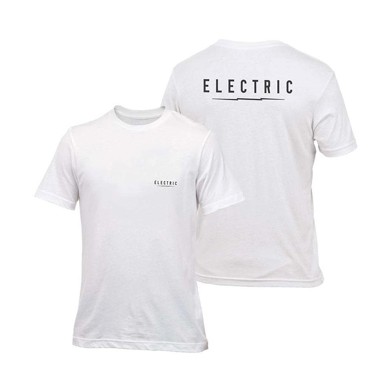 ELECTRIC エレクトリック メンズ Tシャツ EA4318004 Undervolt S/S Tee [WHT]