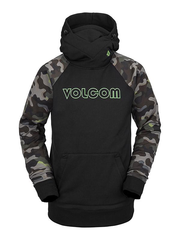 【WINTER SALE 20%OFF】 VOLCOM ボルコム メンズ スノーボードアパレル プルオーバーパーカー G4152101 Hydro Riding Hoodie