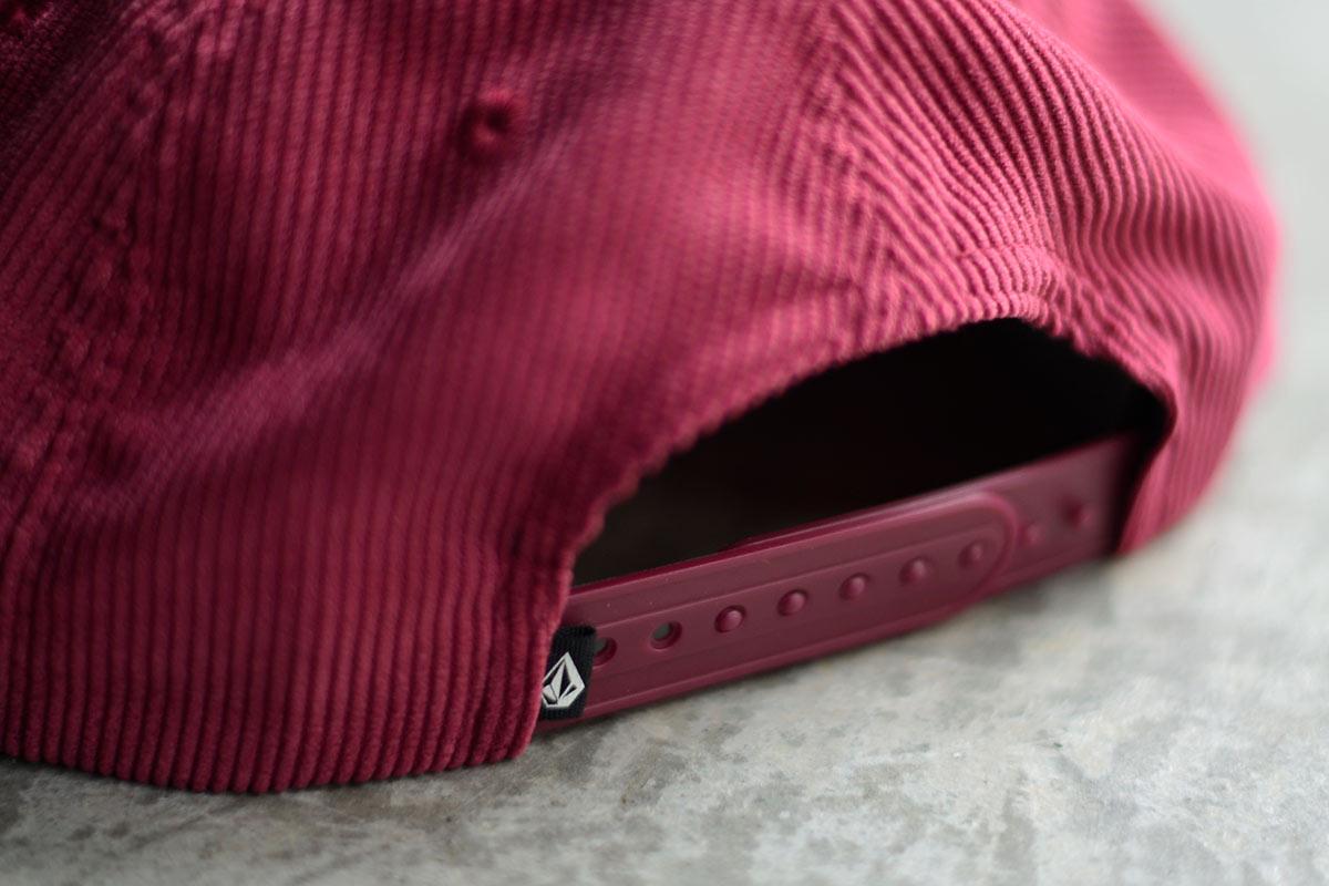 VOLCOM ボルコム メンズ スナップバックキャップ 帽子 D5512010 Decept Hat