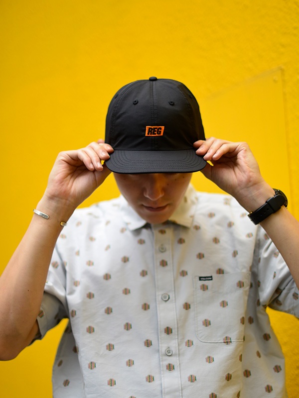 REGULATOR レギュレイト ストラップバックキャップ 帽子 CATCH YOUR EYEZ CAP [BLK]