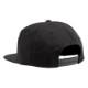 ELECTRIC エレクトリック メンズ スナップバックキャップ 帽子 ED5541707 Voltage Snap Hat [BLK]