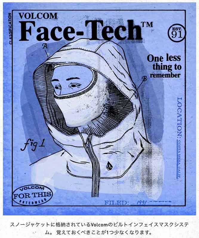 【WINTER SALE 20%OFF】 VOLCOM ボルコム メンズ スノーボードウェア ジャケット G0652100 Guch Stretch Gore Jacket