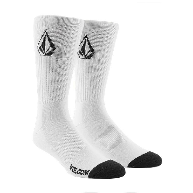 【20%OFF】 VOLCOM ボルコム ソックス3足セット ロングソックス D6302004 Full Stone Sock 3PK [WHT]