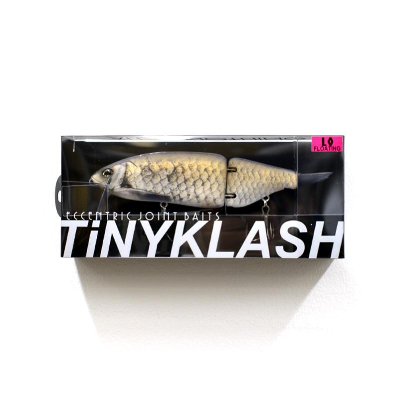 DRT ディーアールティー バスフィッシング ルアー TiNY KLASH LOW FLOATING 6.6inch [256]