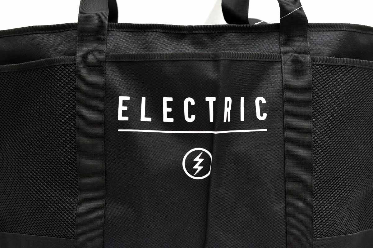 ELECTRIC エレクトリック トートバッグ E21SA05 GEAR TOTE [BLK]