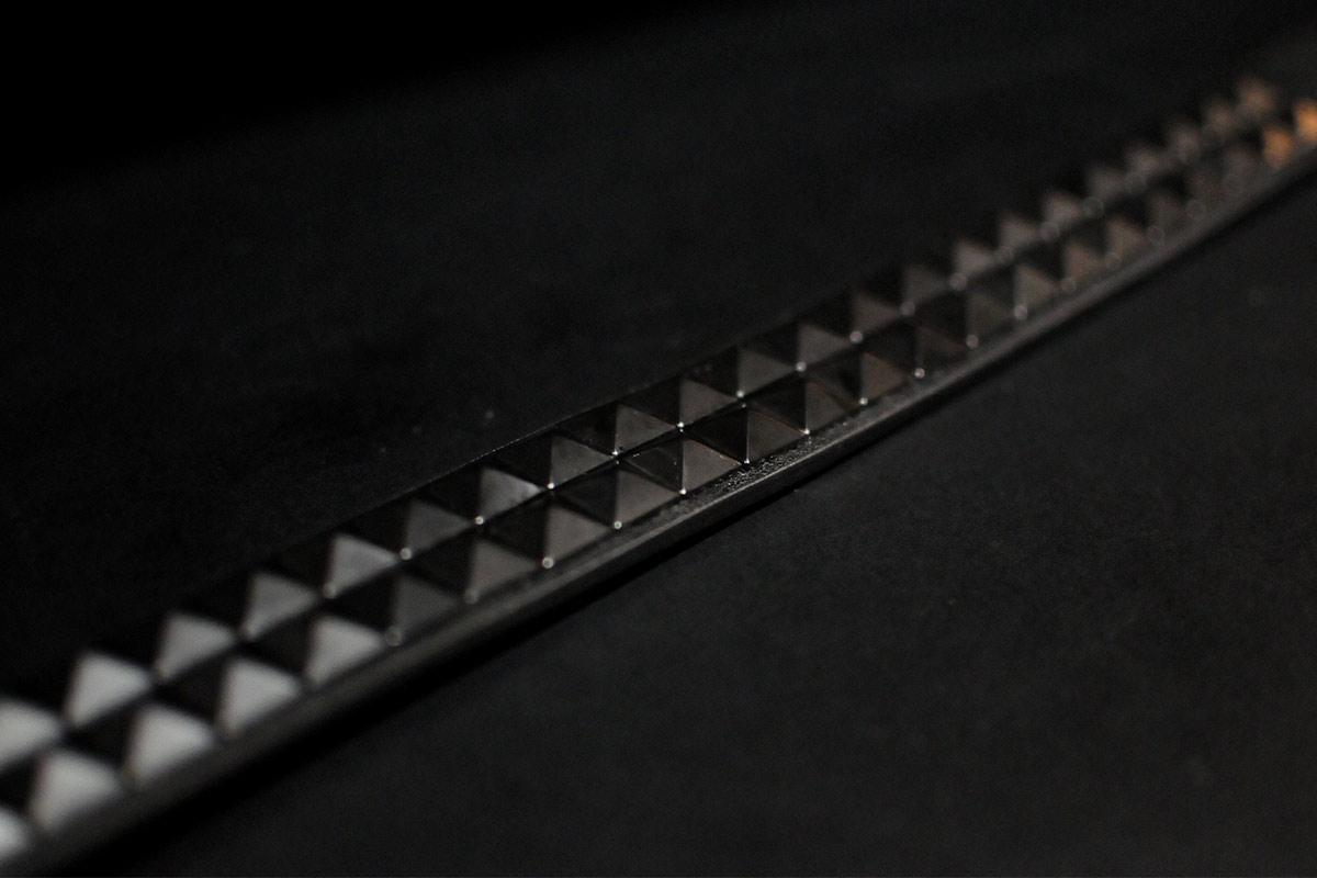 VOLCOM ボルコム メンズ PUレザースタッズベルト D5932057 Herrorfrost Belt