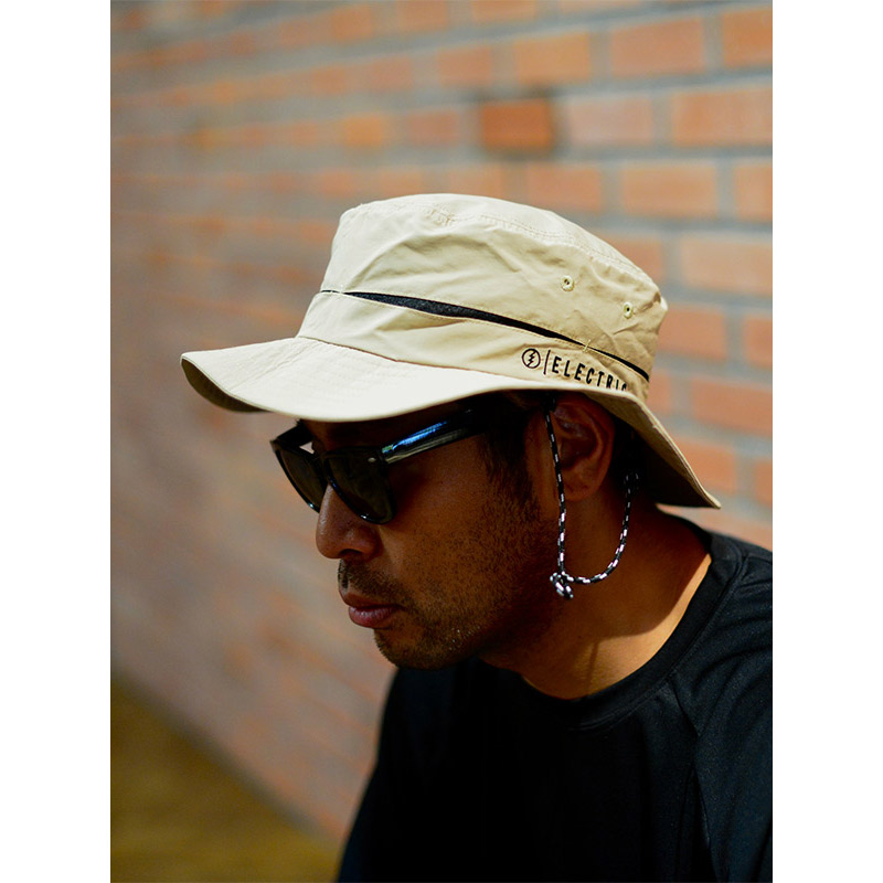 ELECTRIC エレクトリック ブーニーハット 帽子 E21SC01 BOONIE HAT [TAN]