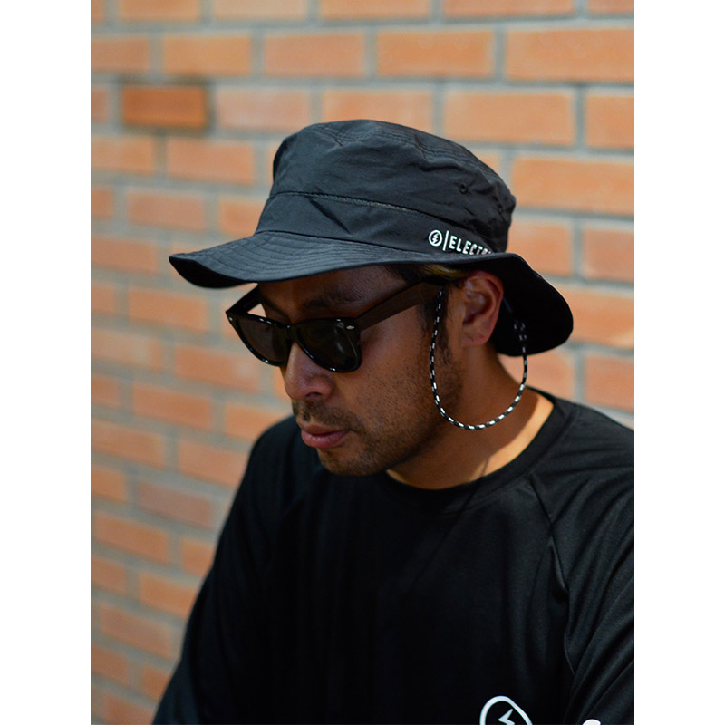 ELECTRIC エレクトリック ブーニーハット 帽子 E21SC01 BOONIE HAT [BLK]