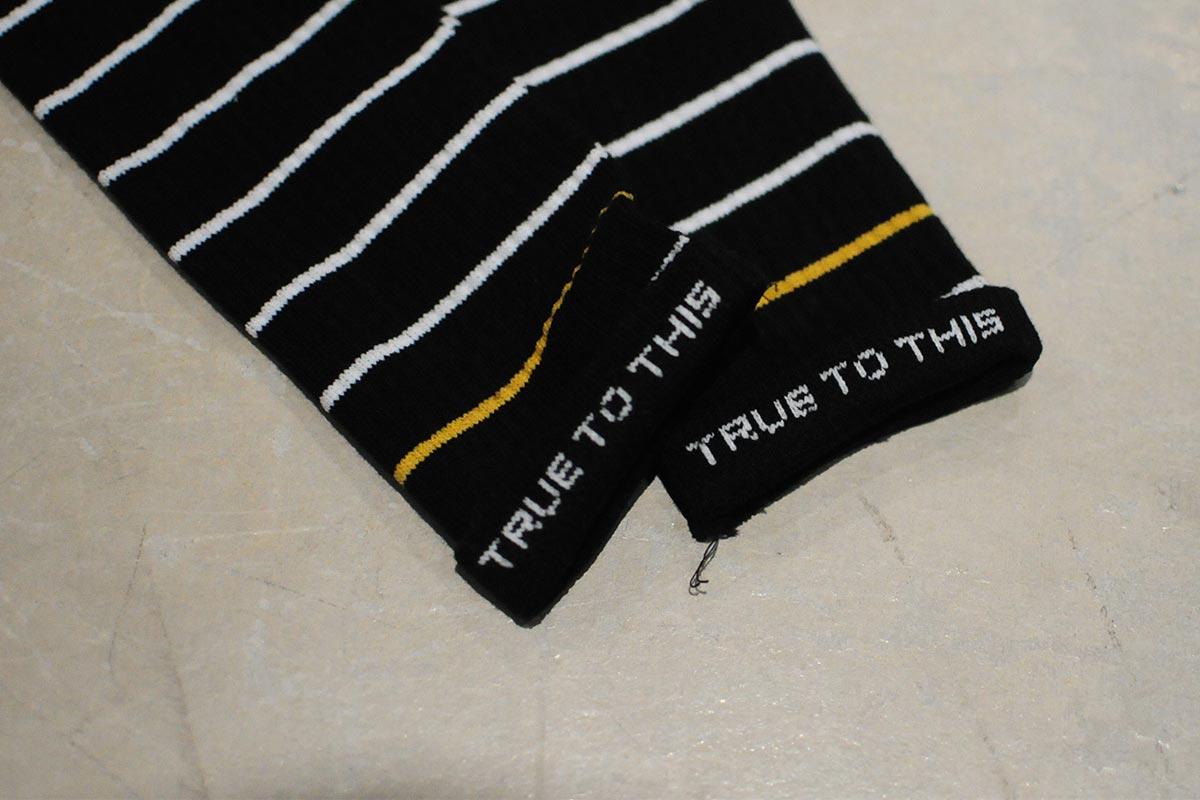 VOLCOM ボルコム メンズ ソックス 靴下 D6332001 Brat Stripe Sock
