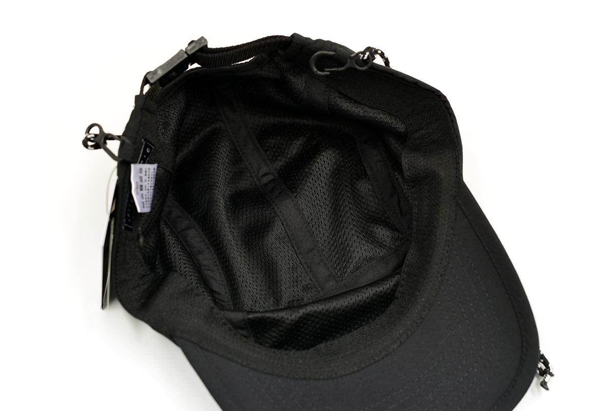 ELECTRIC エレクトリック ジェットキャップ 帽子 E21SC02 JET CAP [BLK]