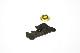 VOLCOM ボルコム ピンバッジ D67316JA ST LTD PINS Waratte Logo