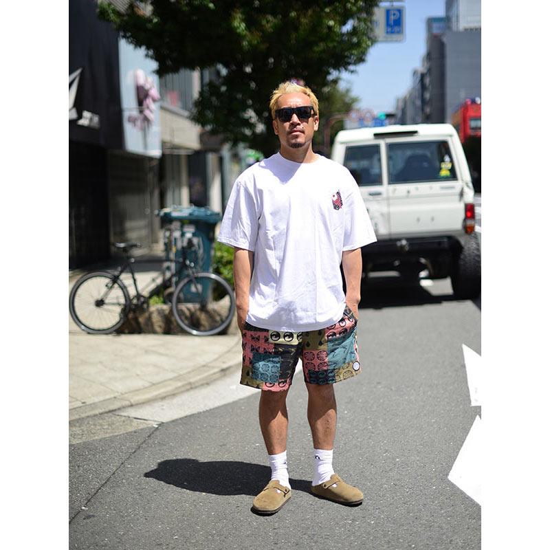 VOLCOM ボルコム メンズ アジアンフィットTシャツ 半袖 AF212108 Apac Freak City Fa SS [WHT]