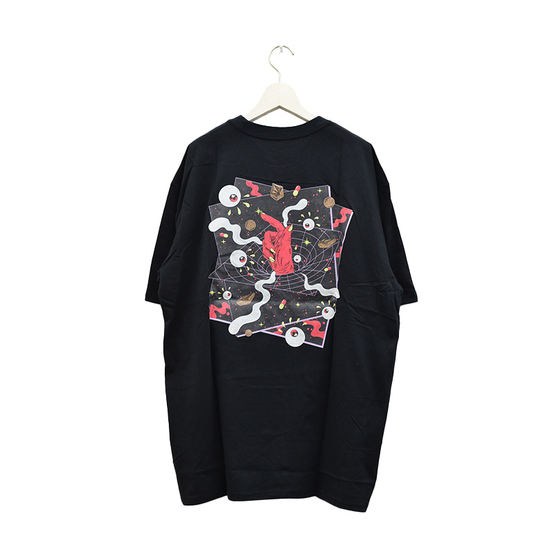 VOLCOM ボルコム メンズ アジアンフィットTシャツ 半袖 AF212108 Apac Freak City Fa SS [BLK]