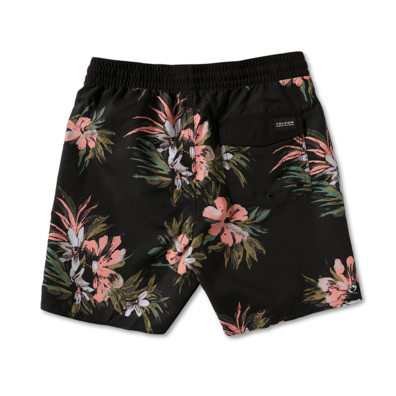 【50%OFF】 VOLCOM ボルコム ボーイズ(8-14才) 水着 ボードショーツ C2512101 Earthly Delight Ew Trunk Youth [BPB]