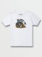 【WINTER SALE 20%OFF】 VOLCOM ボルコム キッズ(3-7才) Tシャツ 半袖 Y3532032 Blast It S/S Tee Little Youth