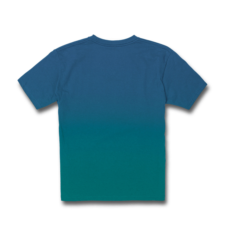 【30%OFF】 VOLCOM ボルコム ボーイズ(8-14才) グラデーションTシャツ C4312100 Patcher S/S Tee [BPB]