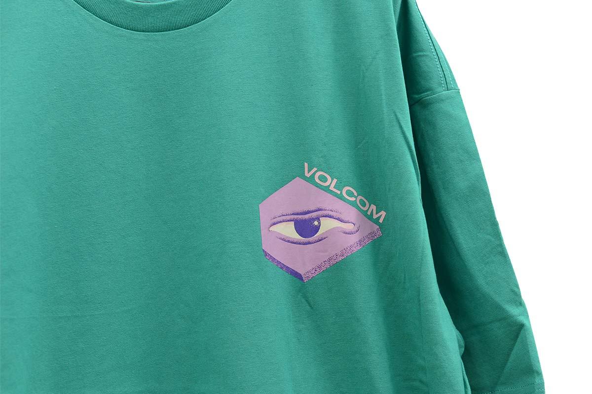VOLCOM ボルコム メンズ アジアンフィットTシャツ 半袖 AF212115 Apac M. Loeffler 2 Fa SS [SYG]