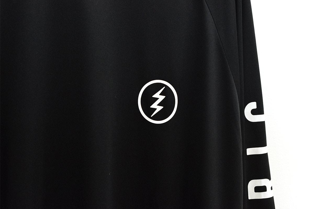 ELECTRIC エレクトリック × DRT ディーアールティー メンズ ロングスリーブラグランTシャツ ドライロンTee E21ST01D DRT DRY RAGLAN L/S TEE [BLK/WHT]