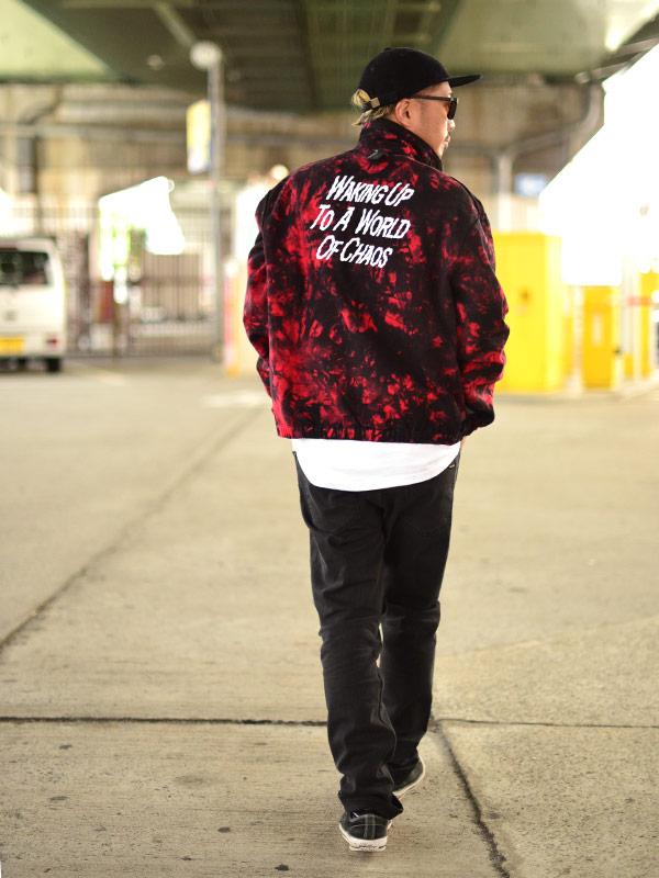 VOLCOM ボルコム メンズ リバーシブルデニムジャケット A1532050 Strange Times Jacket