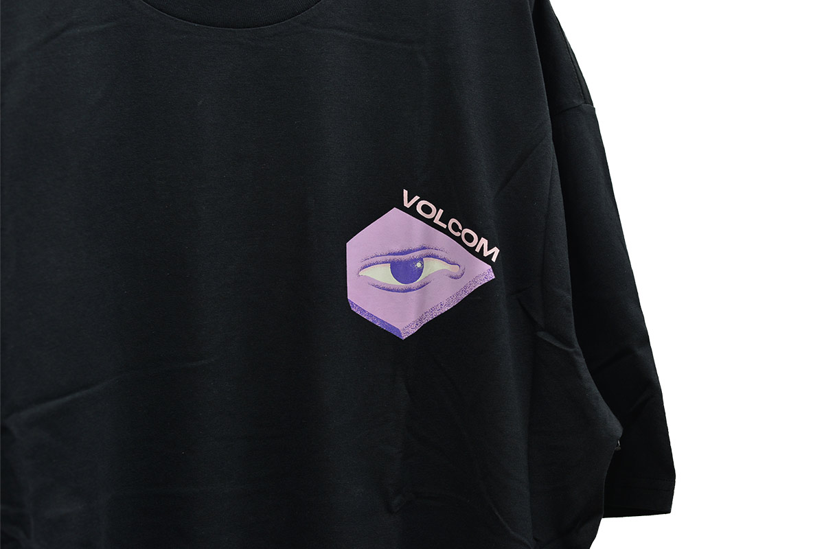 VOLCOM ボルコム メンズ アジアンフィットTシャツ 半袖 AF212115 Apac M. Loeffler 2 Fa SS [BLK]