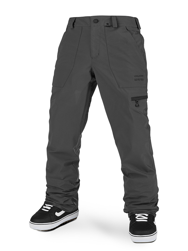 【WINTER SALE 20%OFF】 VOLCOM ボルコム メンズ スノーボードウェア パンツ G1352103 Stretch GORE-TEX Pant