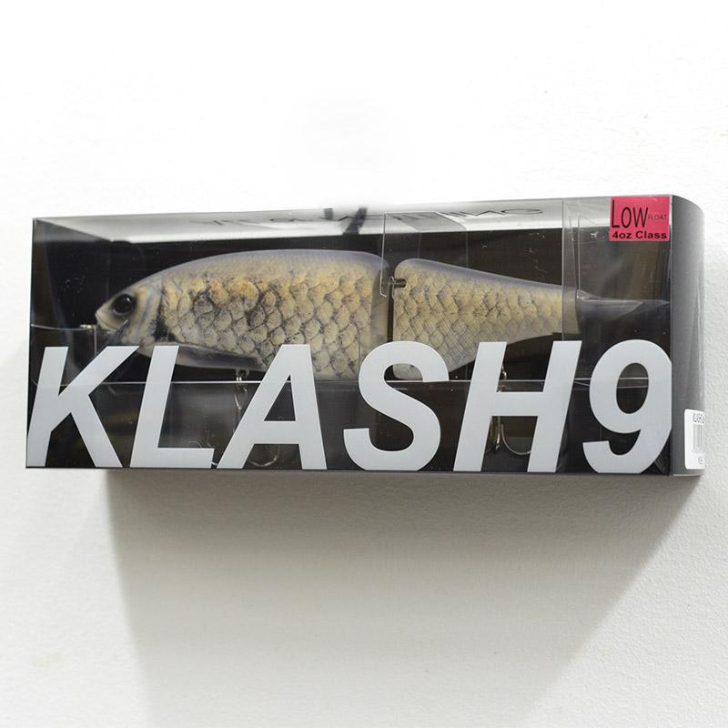DRT ディーアールティー バスフィッシング ルアー KLASH9 LOW FLOAT 9inch [256]