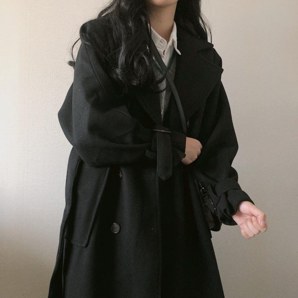 ロングコート レディース チェスターコート ペールトーンロングコート 大人 シンプル 韓国 オルチャン 秋冬