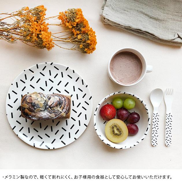 chocolatesoup チョコレートスープ ジオメトリー メラミンテーブルウエアセット 【ラッピング対応】