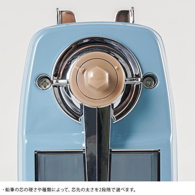CARL カール 鉛筆削り器 エンゼル5 ロイヤル3