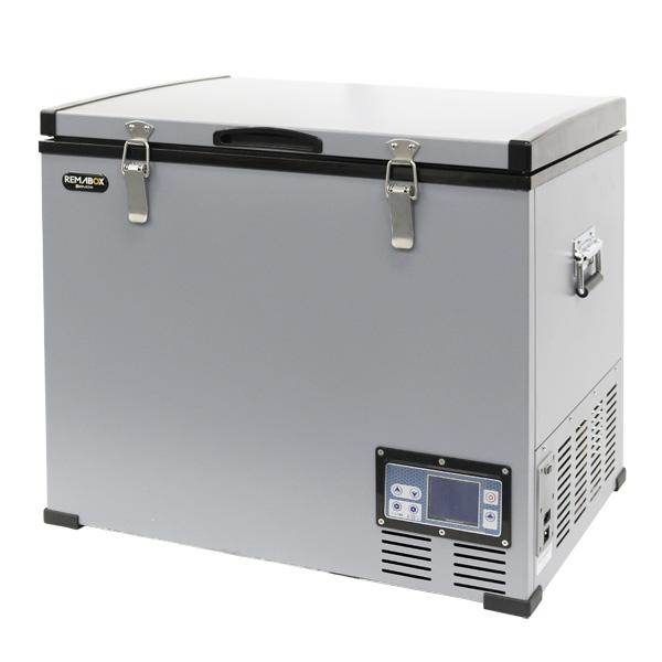 車載用 冷凍ストッカー 業務用  60L 車用 冷凍庫  RPT-60FS  レマコム【翌日発送・送料無料・1年保証】
