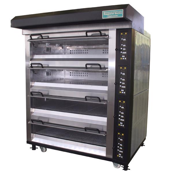 電気式デッキオーブン 幅1740mm 4段仕様(横4枚差×4段) RDO-4EF 1年保証