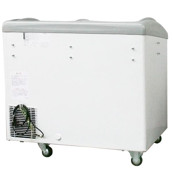 冷凍ショーケース(冷凍庫) 266L 急速冷凍機能付 RIS-266F 送料無料・1年保証