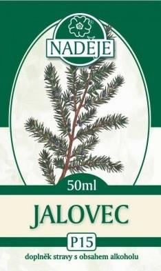 西洋ネズの芽エキス(Jalovec)ジェモエキス《ナディエ》 50ml