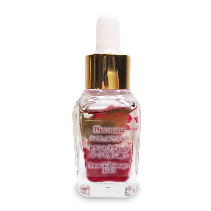 Pheromone(フェロモン) メッセージオイル 《インナーチャイルドメッセージ》 15ml