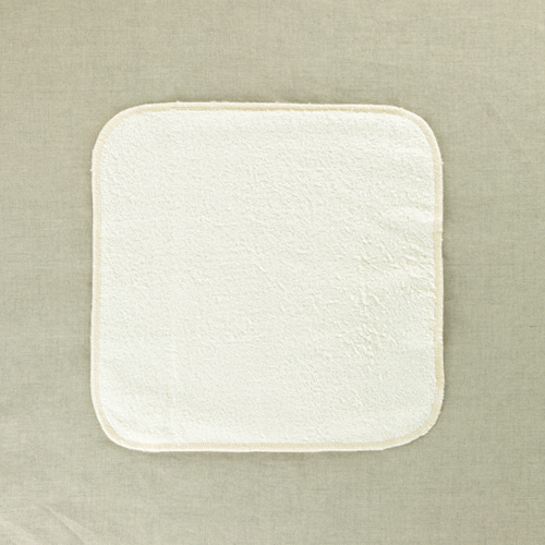 布ナプキン[普通の日・多い日用]ハンカチMサイズ ロック(パイル×ネル)【ネコポス可】