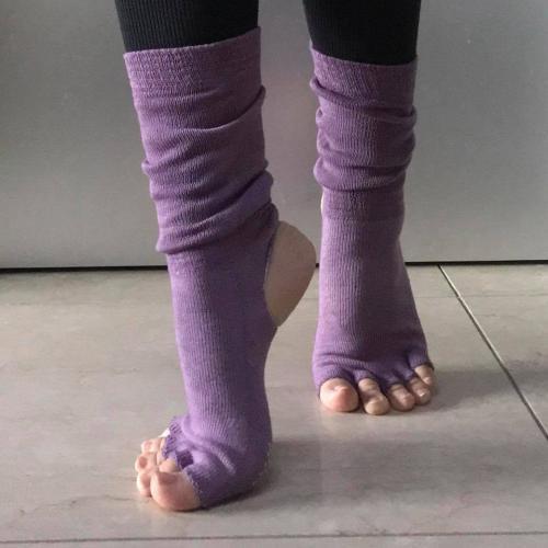 絹糸紡シルクコットン アンクルウォーマー 5フィンガーズ 草木染 全13色 【ネコポス可】