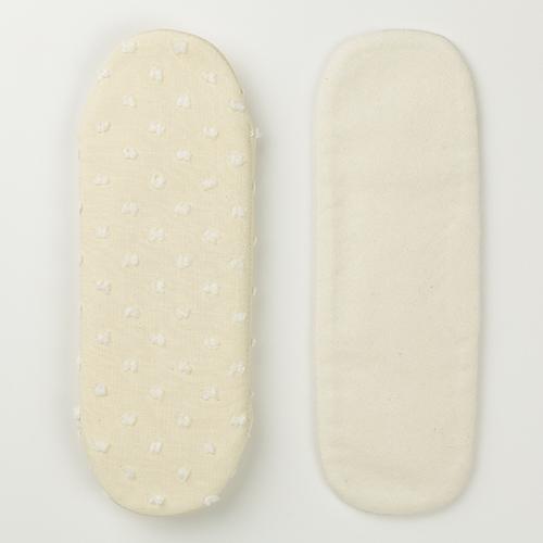 布ナプキン  布ライナー[おりもの用] Sサイズ &パッド1枚セット(防水布あり) オーガニックリネン 【ネコポス可】