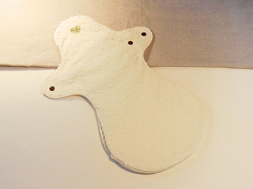 布ナプキン [多い日・夜用] 一体型(内部取出し式) / Lサイズ (防水布 あり/なし) アルティメイト【ネコポス可】