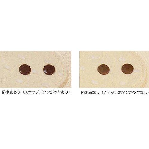 布ナプキン [多い日・夜用] オーガニックリネン 一体型(内部取出し式) / Lサイズ (防水布 あり/なし) 選べる 【ネコポス可】
