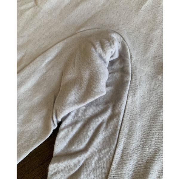 NEW絹糸紡 シルク シルクインナー上下セット 【送料無料・ネコポス不可】