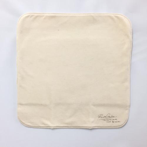 布ナプキン [普通の日・多い日用] ハンカチM3折 アルティメイトコットン ステッチ仕上げ【ネコポス可】