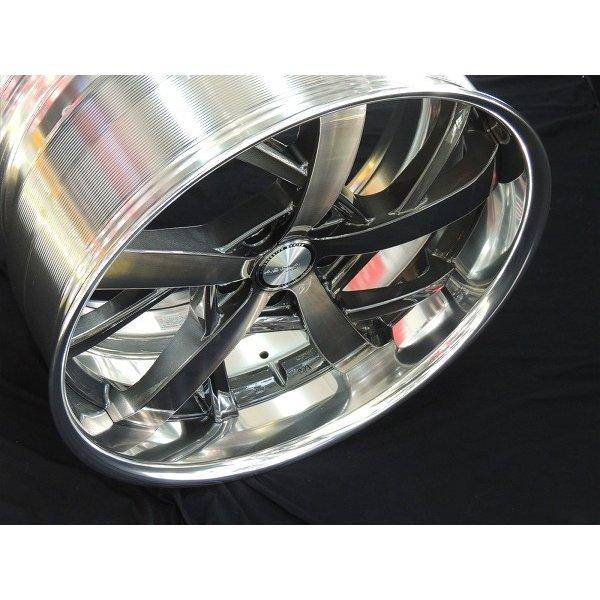SSR ABELA アーベラ TW10 ガンメタポリッシュブラッククリアー 9.0J 10.0J 国産 タイヤ ホイールセット 245/40R20 アルファード ヴェルファイア 送料無料