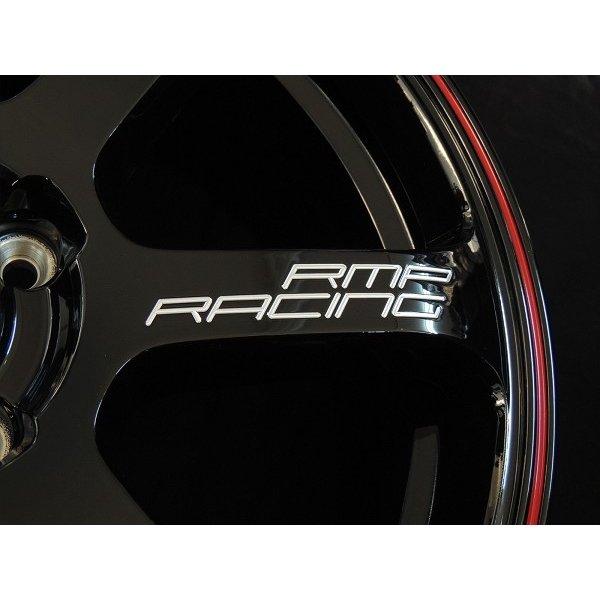 プリウス PHV レクサスCT 86 BRZ 送料無料 RMPレーシング R07 ブラックレッドリング 8.0J 215/40R18 国産タイヤ ホイール4本セット