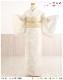 訪問着レンタル トールサイズ hw1481 高身長対応 166cm〜173cm 卒業式 着物レンタル 母 入学式 結婚式 七五三 ママ フルセット お宮参り 753 卒園式 正絹 母親 kimono 人気 お茶会 houmongi 往復送料無料 「ジャパンスタイル」ブランド 白地にモダン慶華