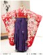 卒園式 袴レンタル 6歳女の子 小さいサイズ h5032 フルセットレンタル 着物レンタル 幼稚園 年長 保育園 卒業式 ハイカラさん コスプレ 子供着物 イベント /105cm/110cm/115cm 「赤×ピンクに絢爛彩りの麗華」