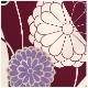 7歳 女の子 着物レンタル 七五三 j7301 フルセット 753 子供着物 6歳 7才 初詣 七草 前撮り 人気 おしゃれ モダン 2021 かわいい紫×クリームに慶びの菊花