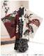 10歳 男の子 着物レンタル 羽織袴レンタル d1043 子供袴 ジュニア 小学生 1/2成人式 卒業式 結婚式 イベント 発表会 往復送料無料 「ジャパンスタイル」 紅白に吉祥飛翔鷹